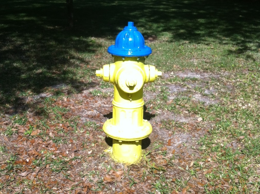 Picture of fire hydrant